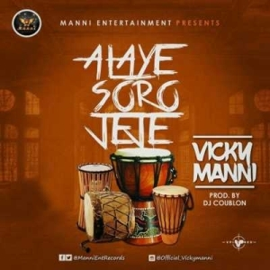 """Vicky Manni - """"Suliya"""" (Prod. By DJ Coublon)"""